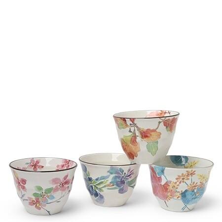 Floral Spring Teacup Set - J5147