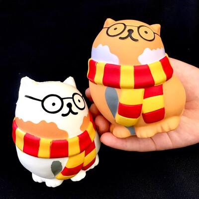 Wizard Cat Squishy 83276
