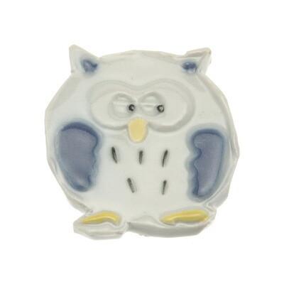CStk Rest Art Craft Owl 313-420
