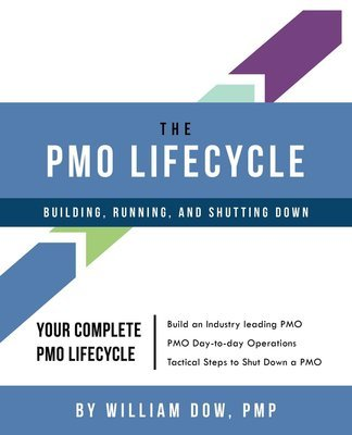 8 Hour Workshop - How to Build, Run & Shutdown a PMO - Author/Instructor Bill Dow, PMP
