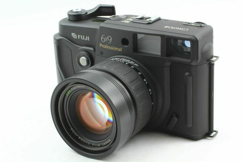 Fuji GW690 III Fujinon 90/3.8
