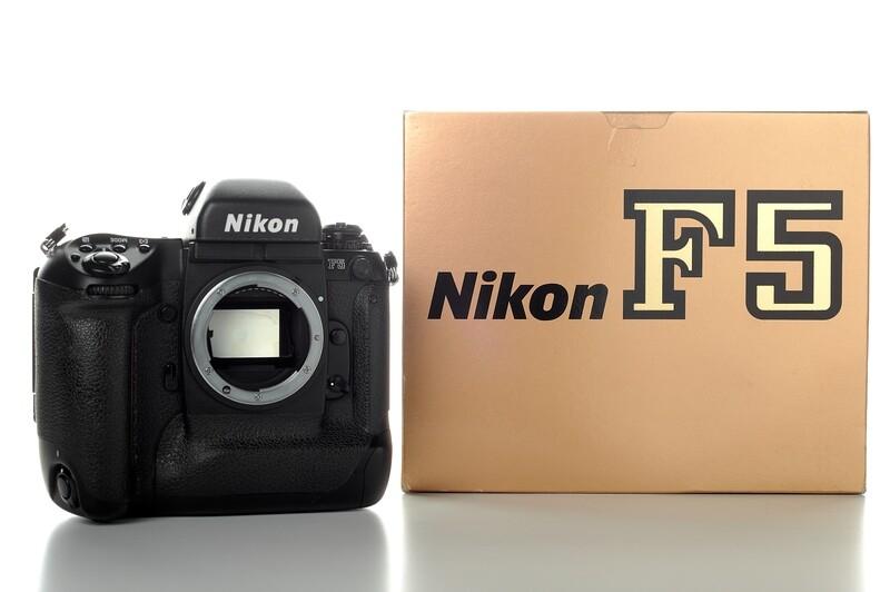 Nikon F5 Boxed