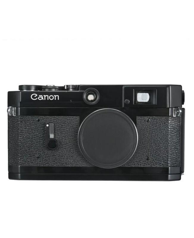 Canon VI-L Repainted Matte