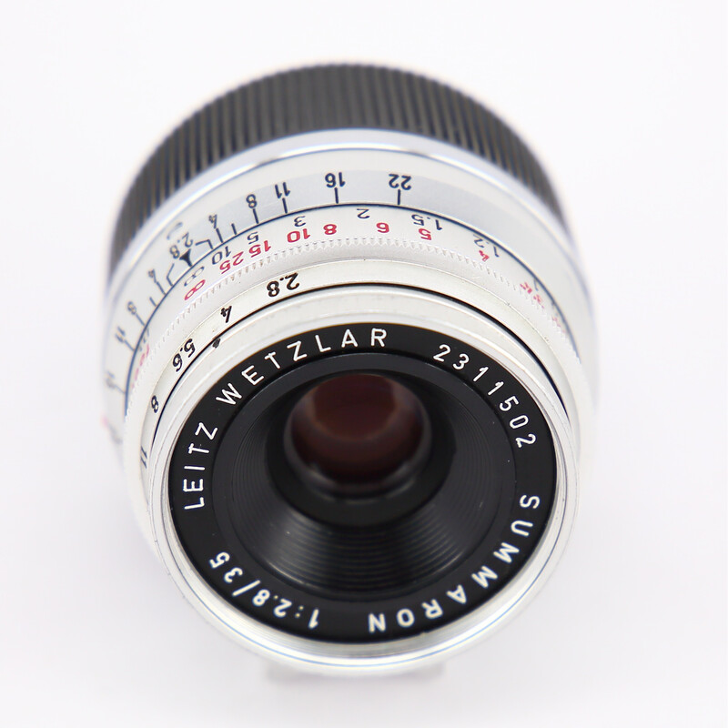 Leica Summaron 35/2.8
