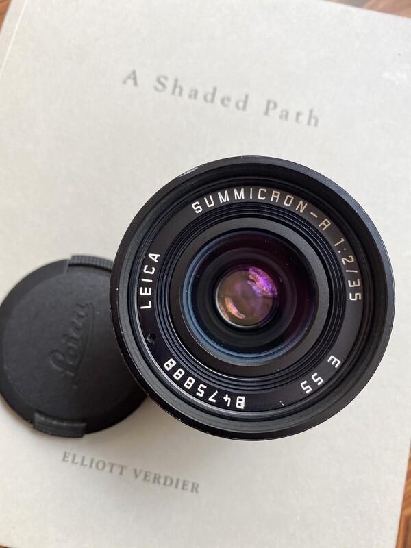 Leica Summicron R 35/2 E55