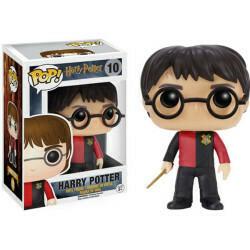 Funko Pop! Harry Triwizard Tournament - Harry Potter