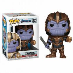 Funko Pop! Thanos - Avengers (Marvel)