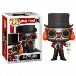 Funko Pop! El Profesor (Payaso)- La Casa de Papel