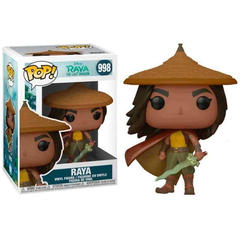 Funko Pop! Raya - Raya y el ultimo dragon (Disney)