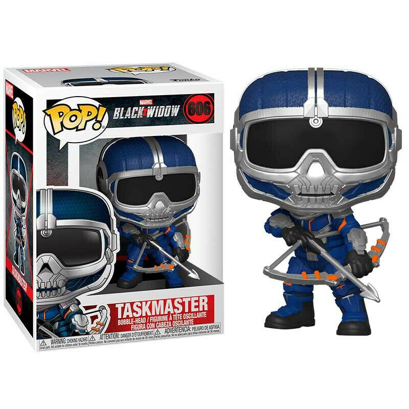 Funko Pop! Taskmaster 606 - Black Widow (Marvel)