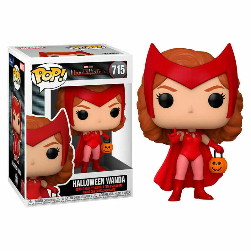 Funko Pop! Halloween Wanda - Wandavision (Marvel)