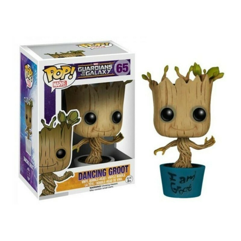 Funko Pop! Dancing I Am Groot - Marvel