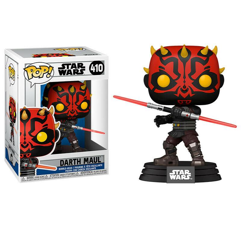 Funko Pop! Darth Maul - Clone Wars (Star Wars)