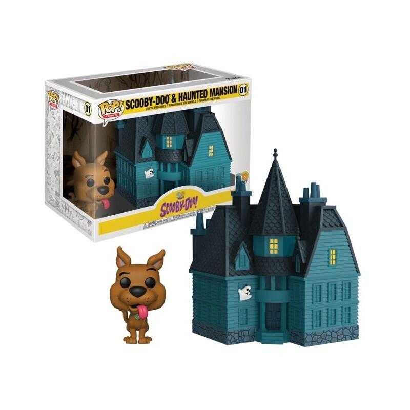 Funko Pop! Scooby-Doo & Haunted Mansion