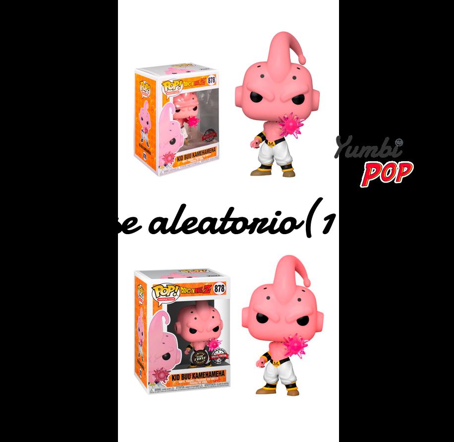 Funko Pop! Kid Buu Kamehameha (posible chase glow) - Dragon Ball Z