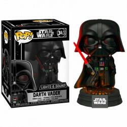 Funko Pop! Darth Vader (Luz y Sonido) - Star Wars