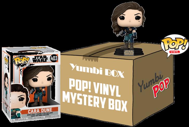 Yumbi Mystery Box - Cara Dune (#403) + 5 POP!