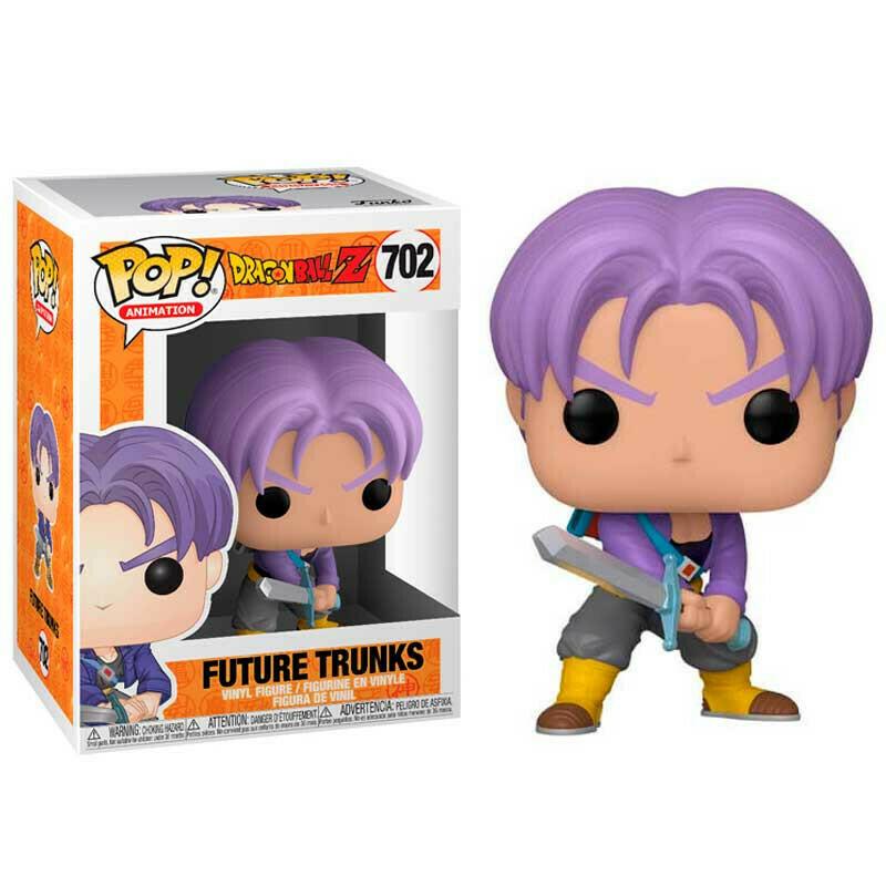 Funko Pop! Future Trunks - Dragon Ball Z