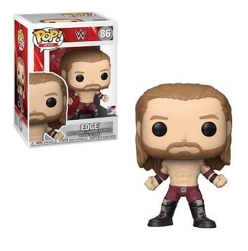 Funko Pop! Edge - WWE