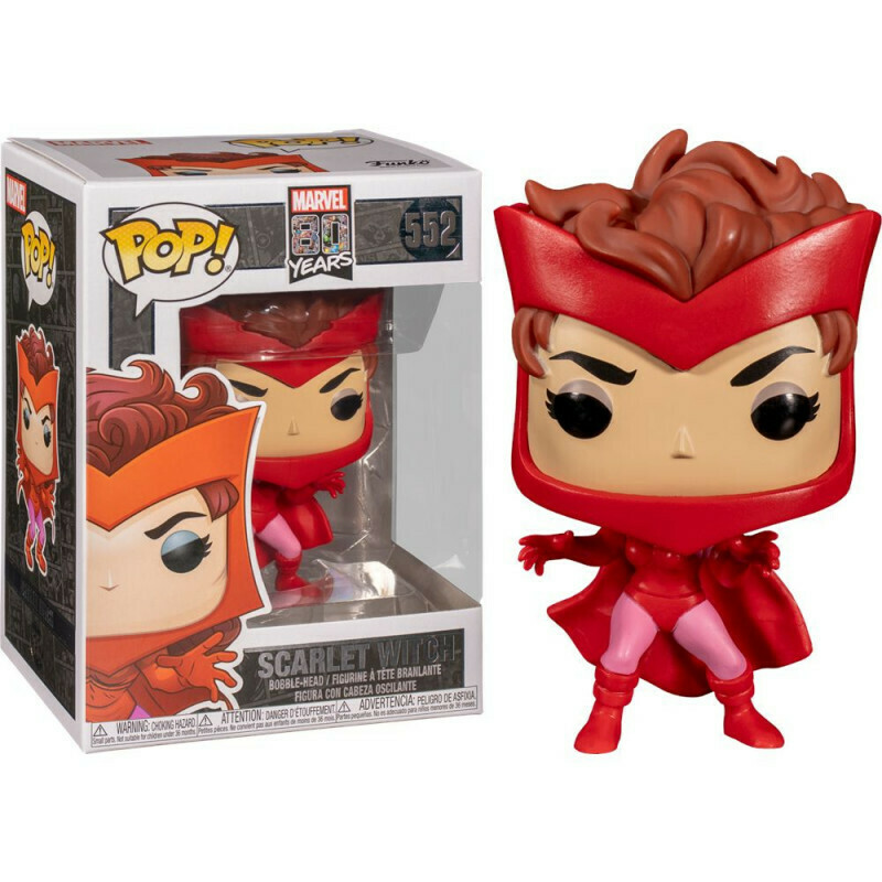 Funko Pop! Scarlet Witch (80th first appearance) - Marvel
