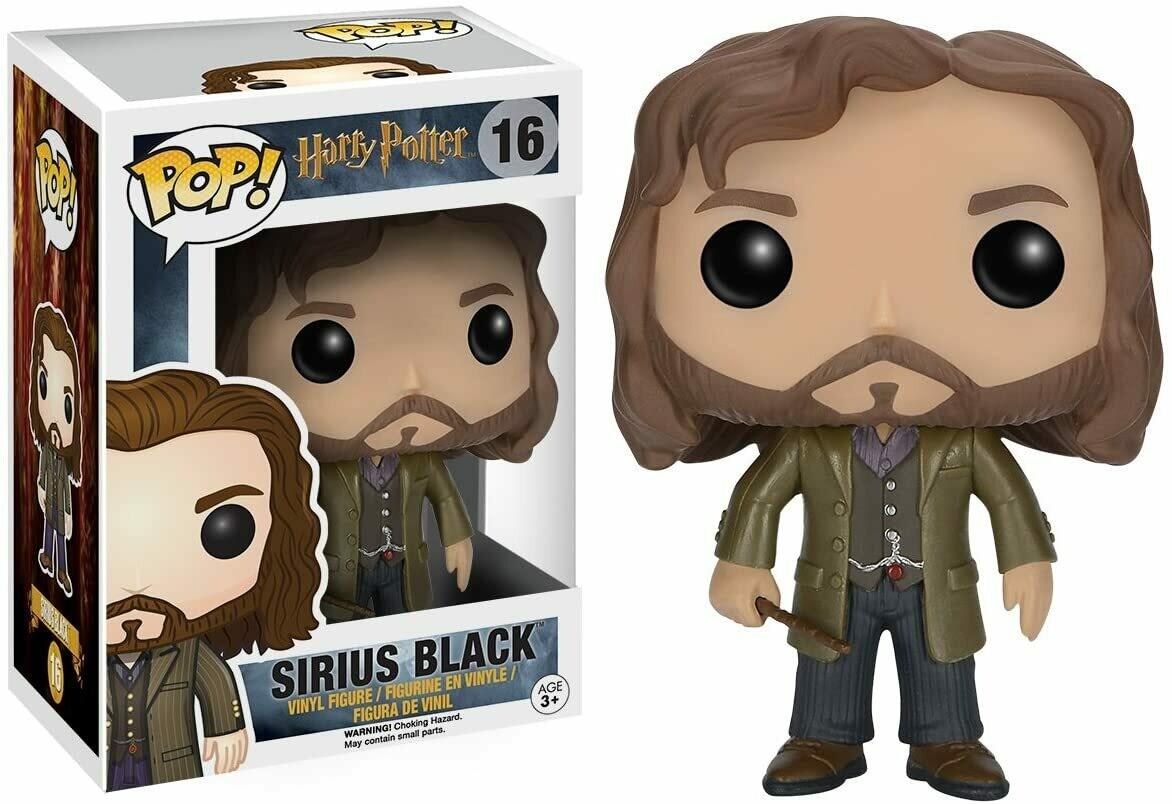 Funko Pop! Sirius Black - Harry Potter