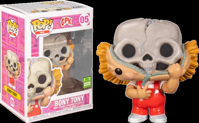 Funko Pop! Bony Tony - Garbage Pail Kids (Spring Convention 2021)