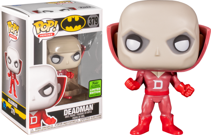 Funko Pop! Deadman - Batman (Spring Convention 2021)