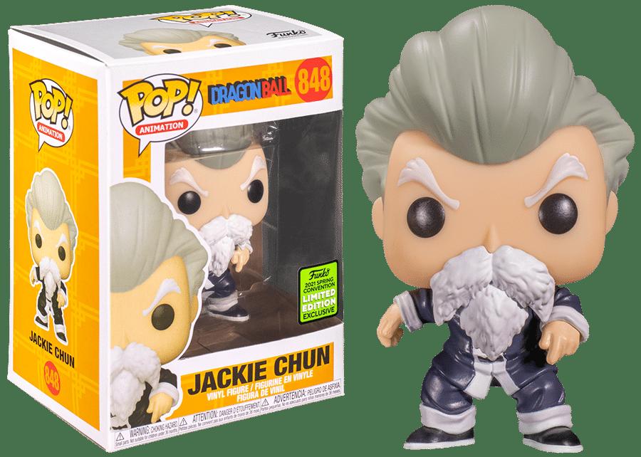 Funko Pop! Jackie Chun - Dragon Ball (Spring Convention 2021)