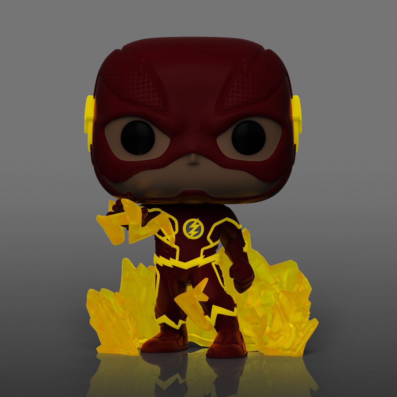 Funko Pop! The Flash GITD - DC Exclusivo