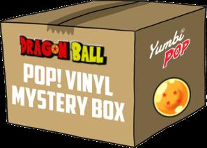 Yumbi Mystery Box - Dragon Ball 6 POP!