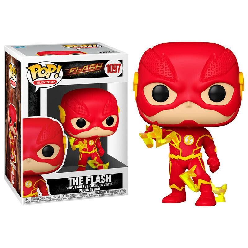 Funko Pop! The Flash - The Flash (DC)