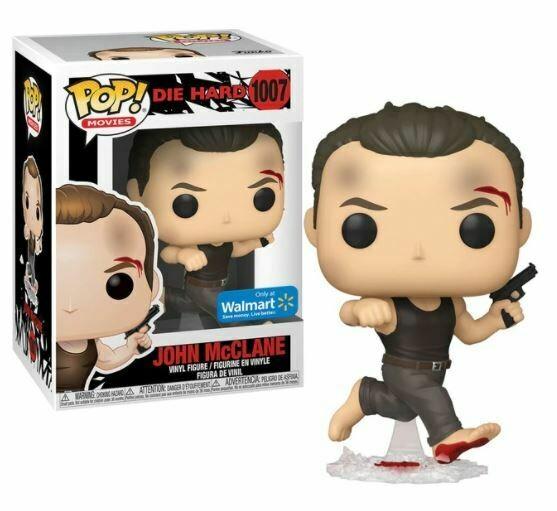 Funko Pop! John McClane Exclusivo - Die Hard