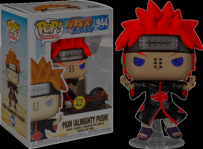 Funko Pop! Pain (Almighty Push) - Naruto Shippuden