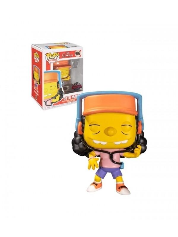 Funko Pop! Otto Man - The Simpsons