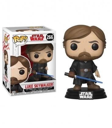 Funko POP! Luke Skywalker Final Battle - Star Wars