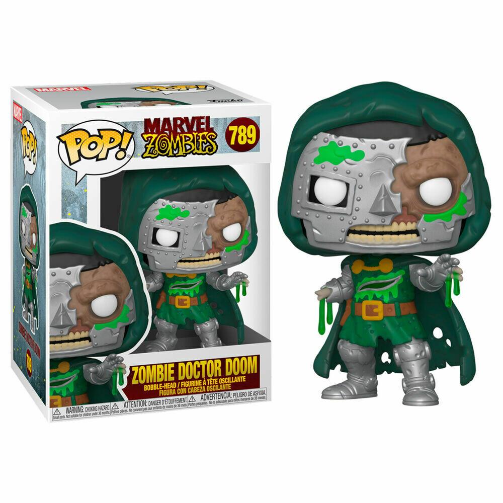 Funko Pop! Doctor Doom Zombie - Marvel