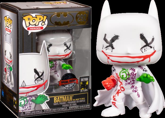 Funko Pop! Batman The Joker's Wild 80th Anniversary (Special Edition) - DC