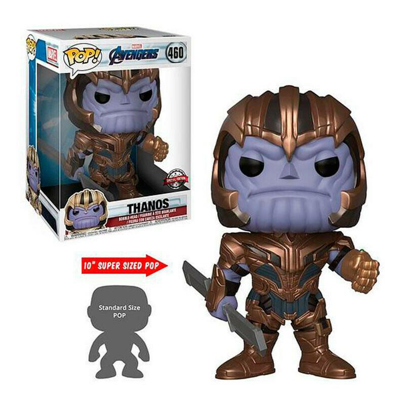 Super Sized Pop! Thanos 10'' - Marvel Endagame