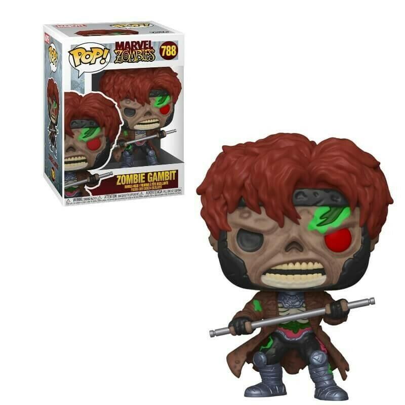 Funko Pop! Gambit Zombie - Marvel