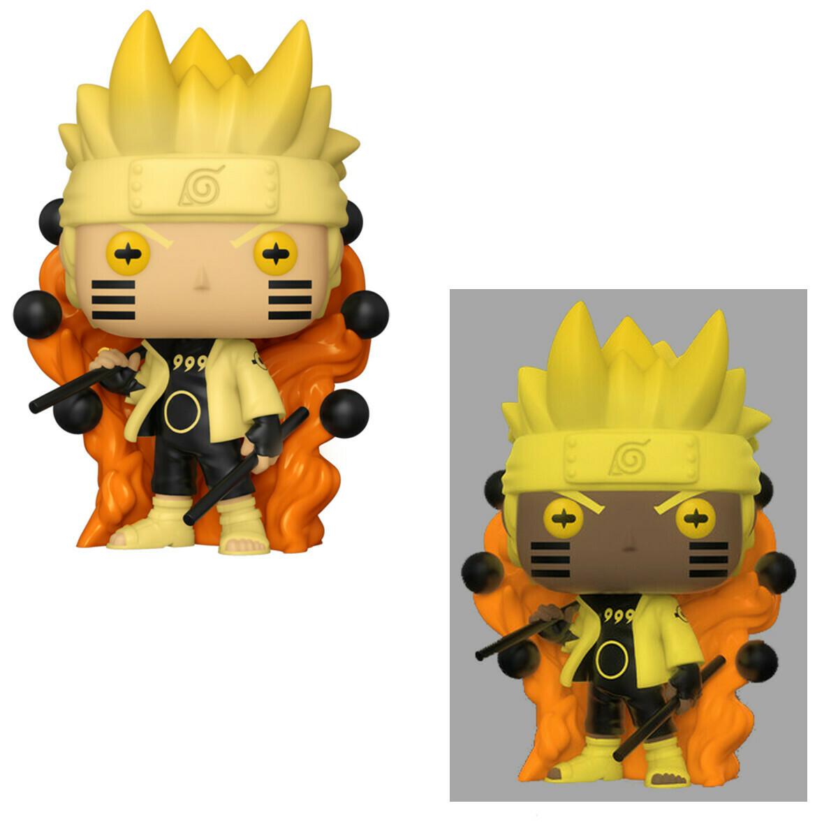 Funko Pop! Naruto six path sage (GITD) - Naruto