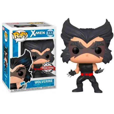Funko Pop! Wolverine Classic Exclusivo - Marvel X-Men