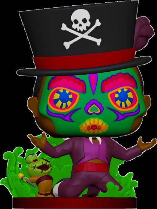 Funko Pop! Doctor Facilier Sugar Skyll With Board (Special Edition) - Disney Villains