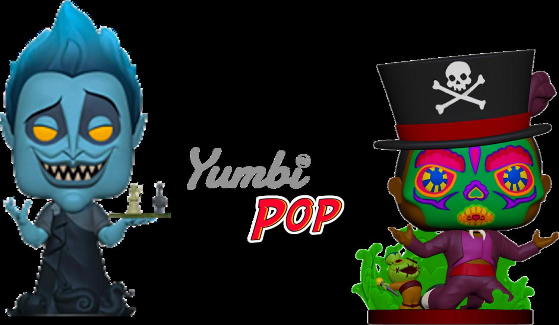Yumbipack Funko Pop! Disney Villains Special Edition