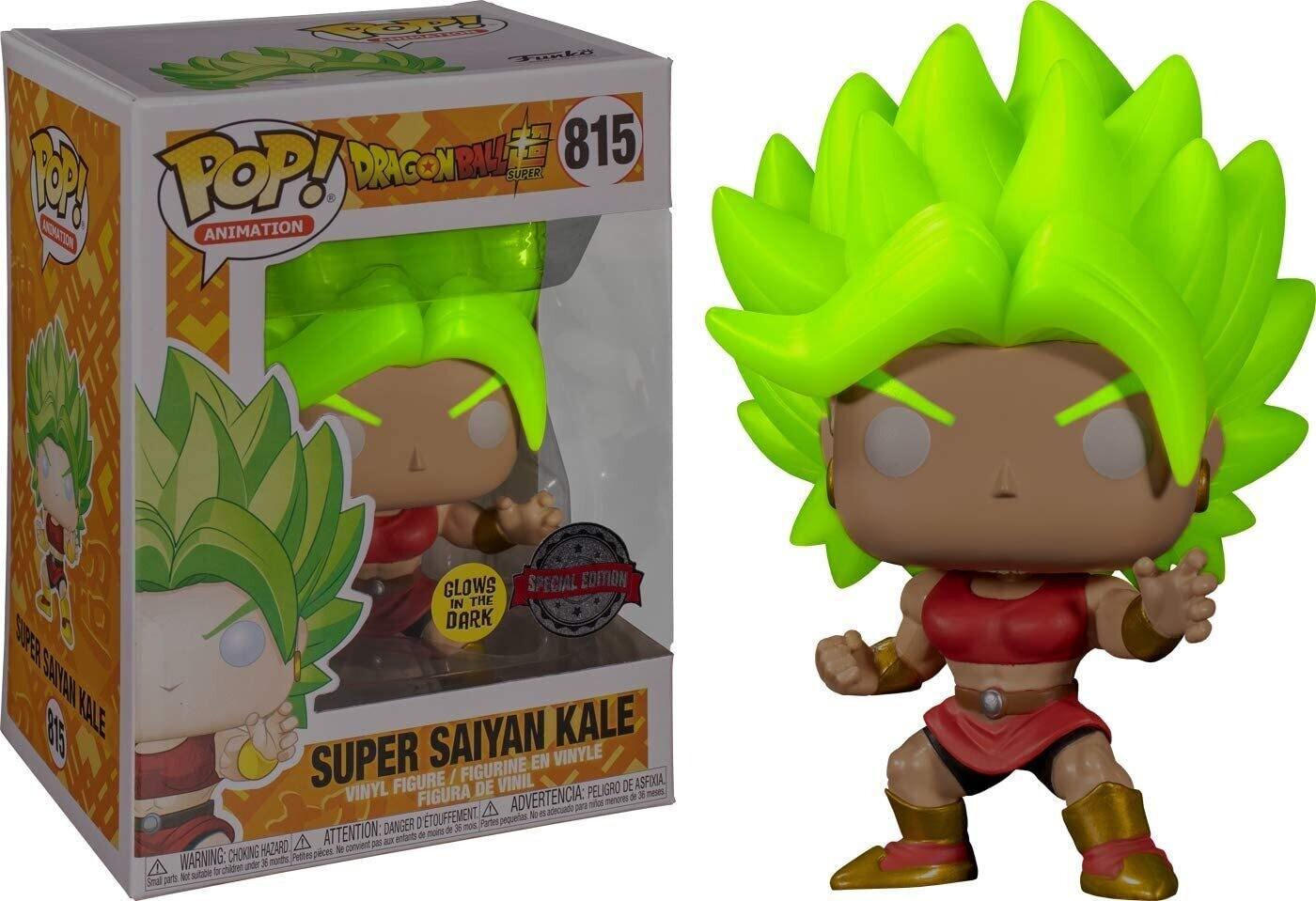 Super Saiyan Kale (Glow in the Dark) - Dragon Ball
