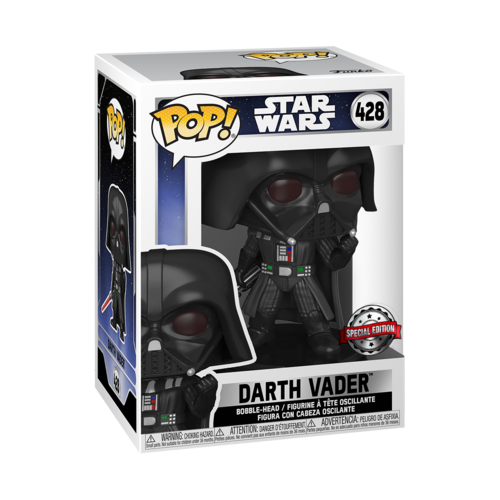 Funko Pop! Darth Vader 428 - Star Wars