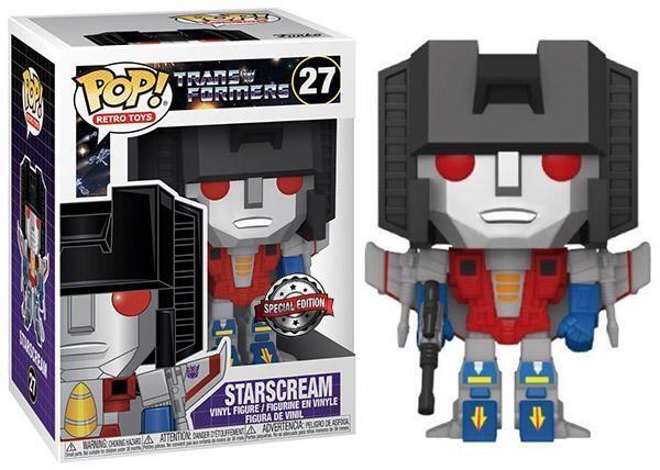 Funko Pop! Starscream - Transformers