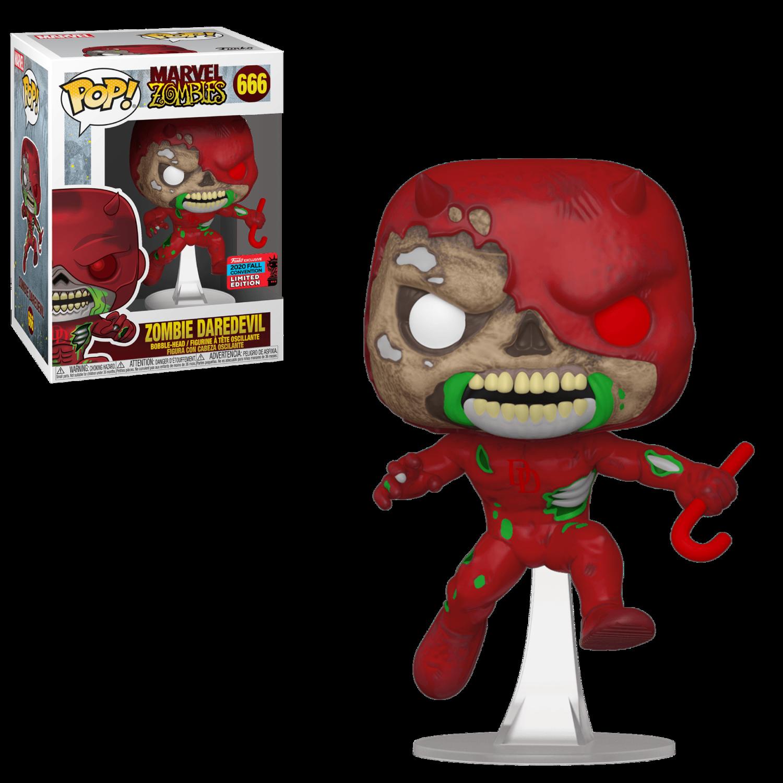 Funko Pop! Marvel Zombies - Daredevil Zombie