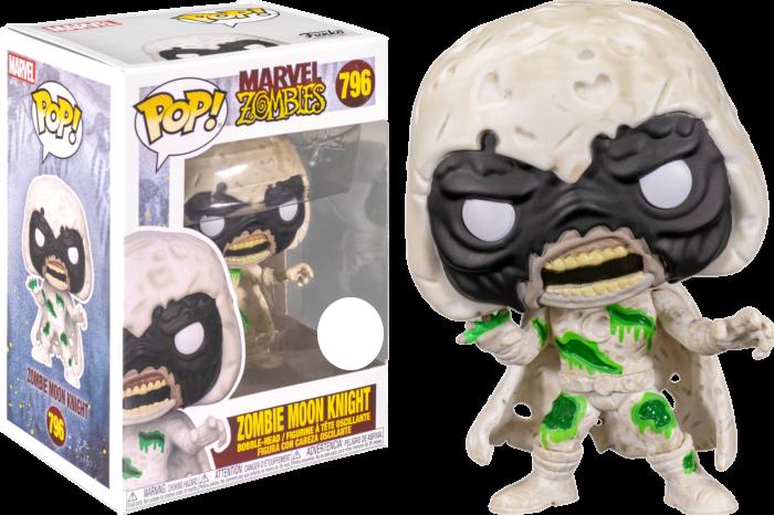 Funko Pop! Marvel Zombies - Moon Knight Zombie