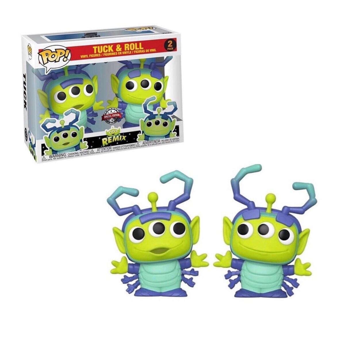 Funko Pop! Pixar - Alien Remix Tuck & Roll