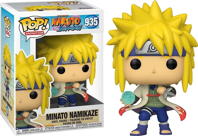 Funko Pop! Naruto: Shippuden - Minato Namikaze with Rasengan (Special Edition)